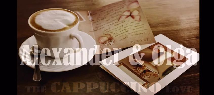 Cappucсino Love. Венчание Александр и Ольга Жданович 23.03.2013