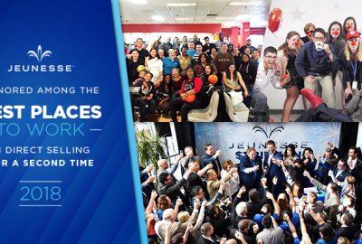 Jeunesse лучшая компания для бизнеса и сотрудничества